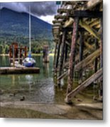 Balfour British Columbia Metal Print