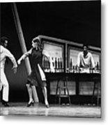 Ballet Fancy Free C1970 Metal Print