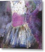 Ballet Tutu Metal Print
