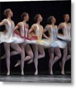 Ballets Metal Print