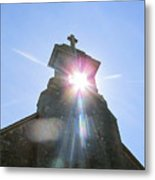 Ballinafad Blessing / Reflections Of The Light Through Time Metal Print