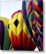 Balloon Color Metal Print