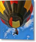 Balloon Fantasy 28 Metal Print