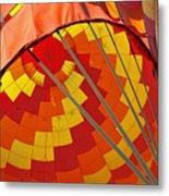 Balloon Fantasy 30 Metal Print