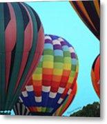 Balloon Glow I Metal Print