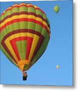 Balloons New Mexico Metal Print