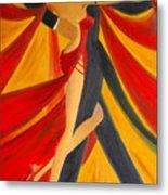 Ballroom Dancing Tango Metal Print