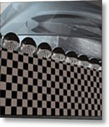 Balls To The Wall Metal Print