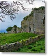 Ballyboggan Abbey, Co. Meath Metal Print