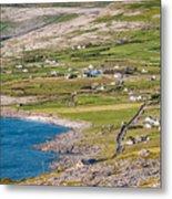 Ballyvaughan Ireland Metal Print