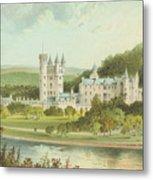 Balmoral Castle, Scotland Metal Print