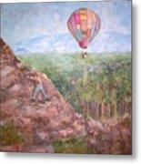Baloon Metal Print