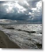 Baltic Sea 2017 Metal Print