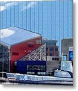 Baltimore Harbor Metal Print