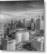 Baltimore Landscape - Bromo Seltzer Arts Tower Metal Print