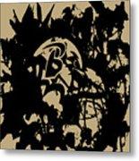 Baltimore Ravens 1a Metal Print