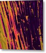 Bamboo Johns Yard 8 Metal Print