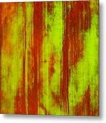 Bamboo Spy  1 Metal Print