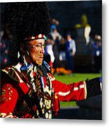 Band Leader Metal Print