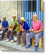 Band Of Locals Metal Print