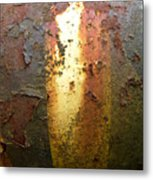 Bands Of Color Metal Print