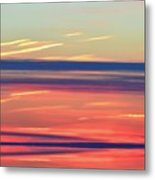 Bands Of Colour Three  Metal Print