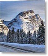 Banff Icefields Parkway Metal Print