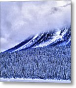 Banff National Park, Calgary Metal Print