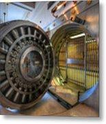 Bank Safe Locksmith - Libertylocksmithphiladelphia.com Metal Print