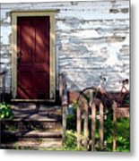 Bannish Home - 1900's Metal Print