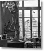Banquet Room At The Musee D Orsay Metal Print