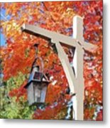 Bar Harbor Color Metal Print