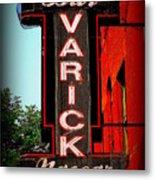 Bar Varick Nascar Metal Print