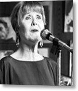 Barbara Lea, Jazz Vocalist Metal Print