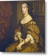 Barbara Villiers, Duchess Of Cleveland Metal Print