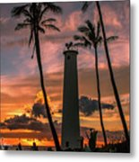Barber's Point Lighthouse Metal Print