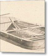 Barge Metal Print