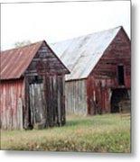 Barn In Kentucky No 100 Metal Print