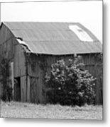 Barn In Kentucky No 58 Metal Print