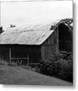 Barn In Kentucky No 86 Metal Print