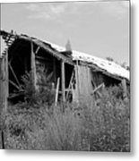 Barn In Kentucky No 87 Metal Print
