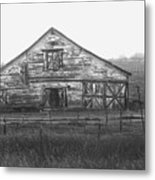 Barn Of X Metal Print