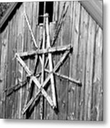 Barn Star Metal Print
