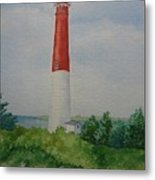 Barnegat Light Metal Print