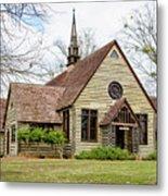 Barnwell Chapel Metal Print