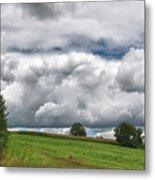 Barre Clouds 2181 Metal Print