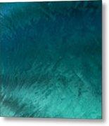 Barrel Swirl  -  Triptych  Part 3 Of 3 Metal Print