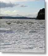 Barren Land Metal Print