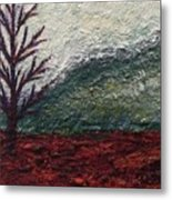 Barren Landscapes Metal Print
