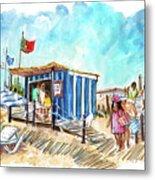 Barril Beach 05 Metal Print